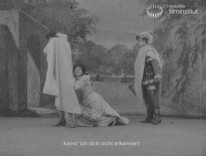 """""""Der Troubadour: Terzett. Nr. 71"""""""
