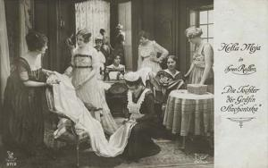 Die Tochter der Gräfin Stachowska