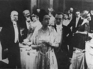 Das Spitzentuch der Fürstin Wolkowska