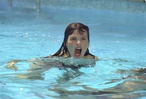 "Juliette Binoche in ""Code: Unbekannt"" (1999/2000); Quelle: EuroVideo"