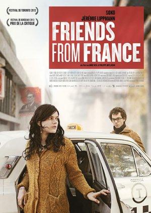 Friends From France, Quelle: Farbfilm Verleih