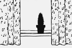 """""""Der Kaktus, """"Quelle: KurzFilmAgentur Hamburg"""