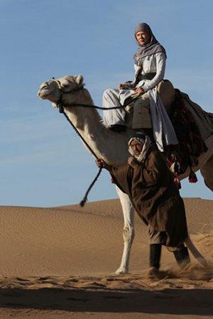 Königin der Wüste, © 2015 PROKINO Filmverleih GmbH
