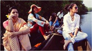 """""""7 Göttinnen"""", Quelle: NFP Marketing & Distribution, DIF, © Jungle Book Entertai"""
