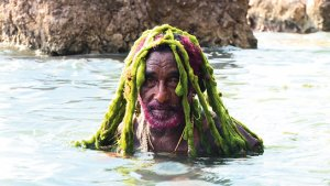 """""""Lee Scratch Perry's Vision of Paradise"""" , © Fufoo Film"""