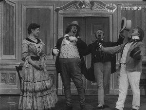 """""""Unidentifiziertes Tonbild (Don Juan). Nr. 16"""""""