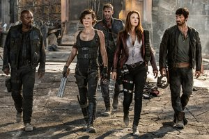 """""""Resident Evil: The Final Chapter"""", © 2016 Constantin Film Verleih GmbH"""