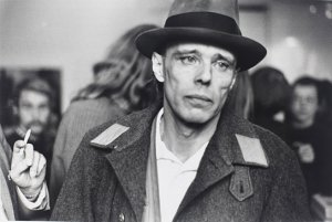 """Beuys"", © zero one film, Erich Puls, Klaus Lamberty"