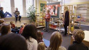 """""""Schule, Schule - Die Zeit nach Berg Fidel"""", © augenschein Filmproduktion GmbH"""
