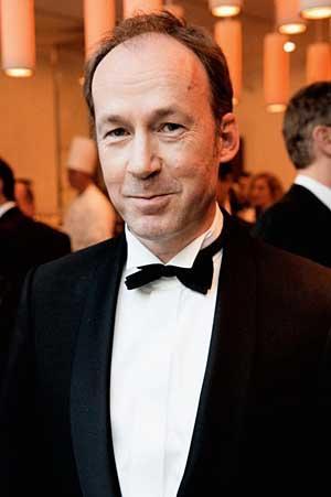 Ulrich Noethen beim Vorempfang zum Deutschen Filmpreis 2010