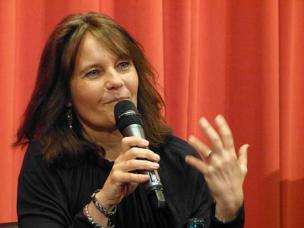 Caroline Link zu Gast im Deutschen Filmmuseum, Quelle: DIF, Foto: Uwe Dettmar