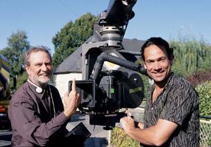 Edgar und Christian Reitz