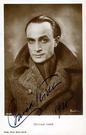 conrad veidt caligari