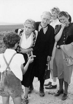 """""""Heimat. Eine deutsche Chronik. 8. Teil: Der Amerikaner (1945-1947)"""""""
