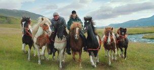 Von Menschen und Pferden, © Hrossabrestur ehf