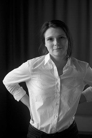 """Alexandra Balteanu"", Quelle: Filmfestival Max Ophüls Preis 2017, © Matan Radin"