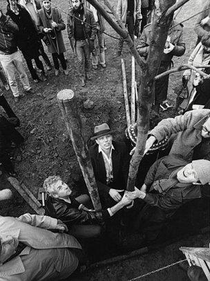 """""""Beuys"""", © dokumenta archiv, Dieter Schwerdtle, zero one film"""