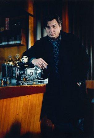 Aki Kaurismäki; Quelle: 67. Berlinale, © Sputnik Oy, Malla Hukkanen