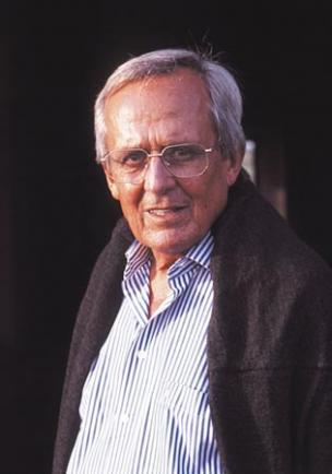 Dieter Hildebrandt, Quelle: www.dieterhildebrandt.com, Foto: Rudolf Klaffenböck