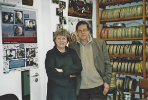 Barbara Junge, Winfried Junge