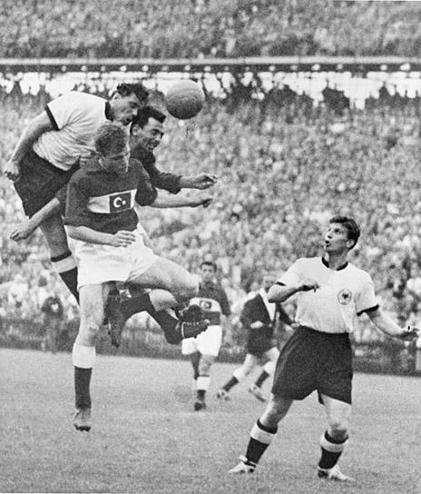 Gallery Fussball Weltmeisterschaft 1954 Filmportal De