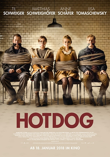 """Hot Dog"", Quelle: Warner Bros. Pictures Germany, DIF, © 2017 Warner Bros. Ent."