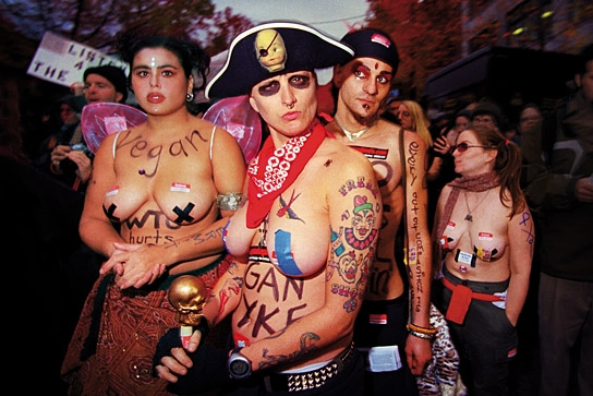"""Queercore - How to Punk a Revolution"", © Salzgeber & Co. Medien, Alice Wheeler"