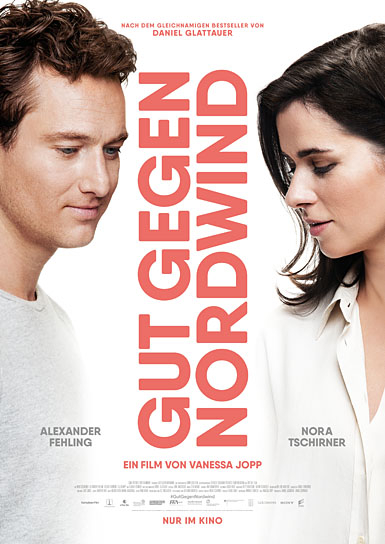 "Filmplakat von ""Gut gegen Nordwind"" (2019); Quelle: Sony Pictures Entertainment Deutschland, DFF, © 2019 Sony Pictures Entertainment Deutschland GmbH"