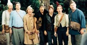 Die 7 Zwerge Schauspieler