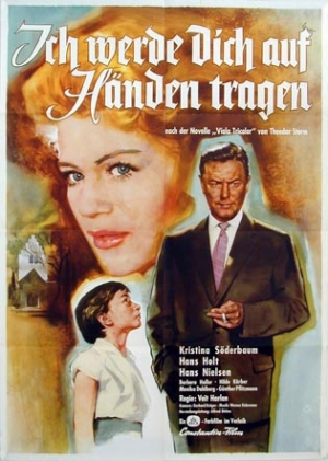 Filmplakat von Ich werde dich auf Händen tragen (1958