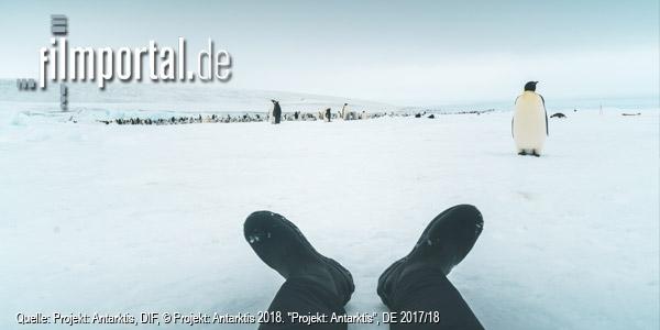 Quelle: Projekt: Antarktis, DIF, © Projekt: Antarktis 2018