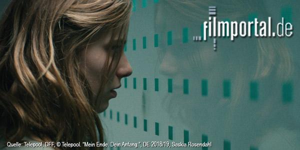 """Saskia Rosendahl in """"Mein Ende. Dein Anfang."""" (2019); Quelle: Telepool, DFF, © Telepool"""
