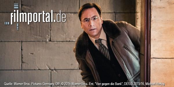 """""""Vier gegen die Bank"""", Quelle: Warner Bros. Pictures Germany, DIF, © 2016 Warner"""